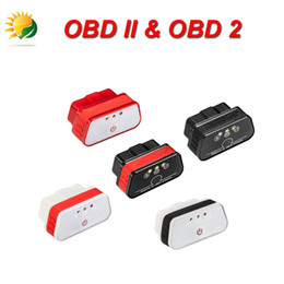 Wholesale Bluetooth OBD OBD2 Wireless Tool VGATA ICAR KONNWEI KW903 ELM327OBD For Android PC Tablet Smartphone car dvd
