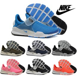 Wholesale Nike New Fragment X Nike Sock Dart Air Presto Men s Women s Running Shoes Original Cheap Best Tennis Jogging Sports Shoes