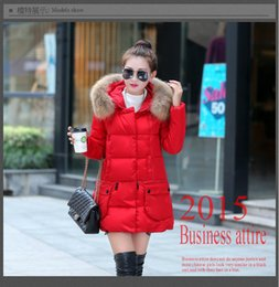The Winter Dress Cape A cotton coat thickening in the long section of Korean big fur coat jacket slim