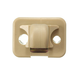 Wholesale New Replacement Brand New Interior Sun Visor Hook Beige Clip For Audi A1 A3 A4 A5 Q3 Q5 U0857562A order lt no track