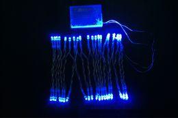 Descuento luces de hadas blancas con pilas 2m 20 cuerda del LED MINI luces de HADAS BATERÍA energía OPERADA Blanco / blanco caliente / azul / rojo / amarillo / verde / color de rosa / Purply / multi-color 3XAA Batería