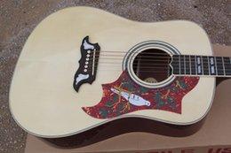 ¡NUEVA guitarra china de la guitarra acústica de la guitarra acústica de encargo MÁS NUEVA de la guitarra acústica del envío libre desde guitarra corte envío libre proveedores
