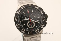 Wholesale Good news The latest official business of high quality stainless steel automatic Date Mens Watch