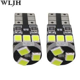 Wholesale Pure White Car Auto LED T10 W5W Canbus SMD LED Light Bulb No Error Parking Light Auto Universal Car Light