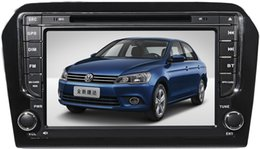Wholesale 8 inch Special Car DVD Player For VW Jetta with GPS IPOD Bluetooth Backsight Steering Wheel control PIP dual zone CAN BUS