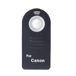 Wholesale Hot Sale IR Wireless Infrared Shutter Release Remote Control for Canon D D D D D Rebel XTi XSi T1i DSLR Camera