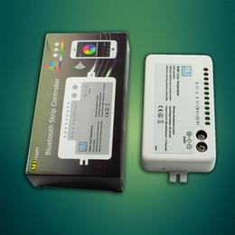 Wholesale Mi Light DC12 V A Bluetooth LED RGB Color temperature Strip Controller Control By Phone