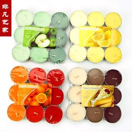 Wholesale Min order is mix order Hours Romantic Bundle Underplating Candle Birthday For Daily Use Boxes