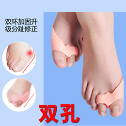 Wholesale 2pair Feet Thumb Health Care Adjuster Protecter Toe Separator Valgus Support Corrector Products
