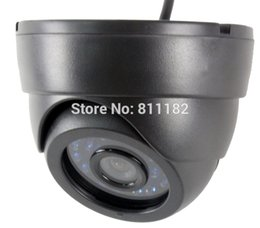 Wholesale CCTV camera TVL CMOS ir led with ircut flitter color image at daytime support night vision ABS plastic Surveillance camera