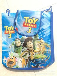 Wholesale New Snow princess handbags toy story School Bags children shoulder bag backpacks nylon bag shopping bag angry birds Bags