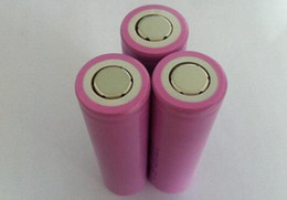 Wholesale Cheap Rechargeable E Cig - 50 pcs Authentic 18650 battery ICR18650-26F 18650 3.7V 2600mAh Rechargeable Lithium Batteries for e-cig mod cheap price high quality
