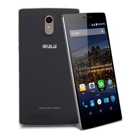 Wholesale US Stock iRULU V3 quot Smartphone Android Quad Core G LTE Dual SIM Unlocked Cell Phones Mobile Phone