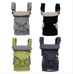 Wholesale 2015 New ergonomic Four Position Baby Carrier Multifunction Breathable Infant Carrier Backpack Kid Carriage Toddler Sling Wrap Suspender