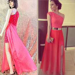 Wholesale Red bud silk dress Elegant chiffon formal mop the floor PROM party dress B yards