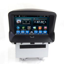 Wholesale Car dvd gps navigation radio double din audio stereo internal wifi g radio Buick Encore Opel Mokka