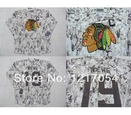 2016 new, Cheap Ice Hockey Jerseys CCM Chicago Blackhawks Jonathan Toews #19 Authentic Hockey Jersey Camo