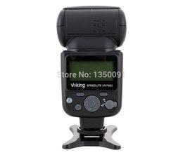 Wholesale Voking TTL Flash Speedlite VK750II N for Nikon D60 D90 D3000 D3100 D3200 D5000 D5100 D5200 D7000 D7100 Digital SLR Cameras