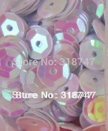 Escama de lentejuelas en venta-10 g de 5 mm / porción (aprox 1000pcs) blanco de lentejuelas en escamas para decortation casa confetti boda 043002001 (11)