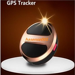 Wholesale GPS Tracker GPS Tracking Device Mini GPS Tracker GPS Kids Pets Tracker for ios app android app Waterproof GPS Tracker with retail package