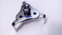 Wholesale Way adjustable feet flat jaw oil filter wrench oil grid trigger Automotive Tools car care tools
