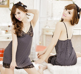 Hot Sexy lingerie Sexy Nightwear Underwear women 2015 Lady Nightwear Underwear Babydoll Sleepwear Chemise lace mini underwear Black