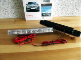 Wholesale 12V Car waterproof LED running Super white light auto parts lighting Automotive lamp accessories Parking light source