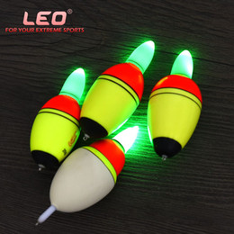 Wholesale EVA software electronic luminous float from the drift fishing night fishing floater fishing gear accessories