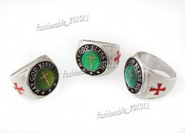 Wholesale Oversize Cross Color Finger Changing Silver Plated MAN Mood quot Mixed Letter quot MANS Rings mm