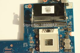 Wholesale laptop Motherboard for HP CQ42 GQ62 G42 G62 motherboard DA0AX1MB6H1 Fully tested
