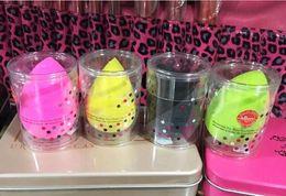 Wholesale Hot Sale Colorful Make Up Sponges Latex Free Applicator Puff Foundation Sponge Tools colors Best Quality
