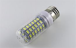 2017 ampoule g9 conduit Ultra lumineux SMD5730 E27 GU10 B22 E14 G9 LED lampe 7W 12W 15W 18W 220V 110V 360 angle SMD LED Ampoule Led Corn lumière 24LED 36LED 48LED 56LED promotion ampoule g9 conduit