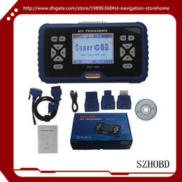 Wholesale 2016 v4 SuperOBD SKP Hand Held OBD2 Auto Key Programmer support almost all cars in the world