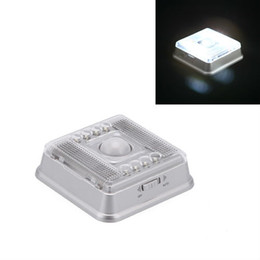 Wholesale With Post With Factory Cheap Cost Price LED Light Lamp PIR Auto Sensor Motion Detector