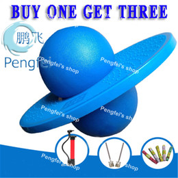 Wholesale Rock Hopper Balance Pogo Jumping Exercise Space Ball Sport Development Toy