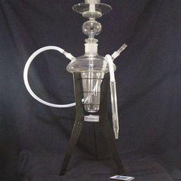 china hand blown borosilicate glass shisha hookah