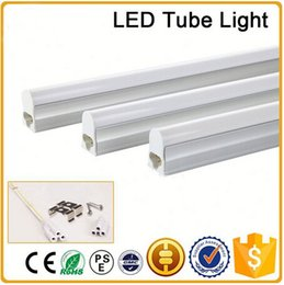 CE RoHS FCC+ 4ft 1200mm T5 LED tube light high super bright 18W Warm nature cold white LED Fluorescent Bulbs AC85-265V integration tube