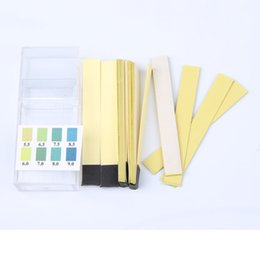Wholesale 100 Strips PH Test PH Testing Paper For Urine Saliva Drop Shipping BI