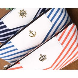 Wholesale-School Supplies Pencil Bags Long Section of Cloth Canvas School Pencil Case Girl's Zipper Bags Purse