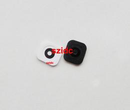 30pcs lot New Home Button Key Home Menu Button Key Cap For iPhone 5 Black White Wholesale