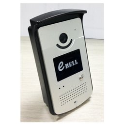 Wholesale 2015 ATZ Hot Products HD WiFi Peephole Intercom Smart Doorbell for Android and iOS Devices Monitoring