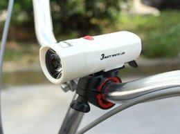 B&W Bike Light MINI 3Mode 600LM Flashlight Torch Light 3W LED Cycling Bike Bicycle Front Head Light+Mount