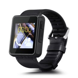Wholesale 2016 Watch F1 Waterproof Smart Watch Sync Call SMS Facebook Pedometer Sleep Camera Player Anti Lost Smartphone Twitter Brower