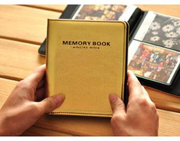 1509 Golden Color Instax Mini 7s 8 25 50s Instant Photo Album 64 Films For FujiFilm Polaroid Camera Free Shipping