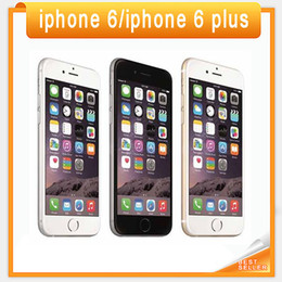 Wholesale 2016 Sale Limited Unlocked Original quot Iphone iphone Plus Mobile Phone without fingerprint Function GB ROM MP Camera