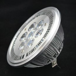 High quality ar111 7w led spot light 85-265V 12V AR111 led spot lamp gu5.3 led 7W free shipping post