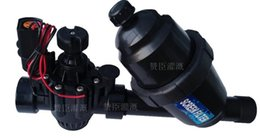 Wholesale Z W P quot Inlet Globe Angle Irrigation Valve and Screen Filter