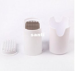 Wholesale New Arrive French Fry Potato Cutters peelers zesters Vegetable Fruit kitchen tools Slicer Chopper Chipper