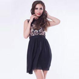 2017 Comfortable Fashion Formal High Quality Women Casual Dresses Short Skirt Charming Beautiful Elegant Evening Dresses