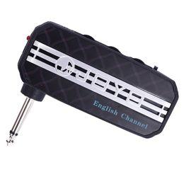 New JOYO JA-03 - English Channel Guitar Sound Effect - Mini Guitar Amplifier Pocket Amp w  Headphone Output and MP3 input